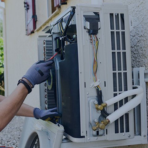 Spring HVAC Repair Services